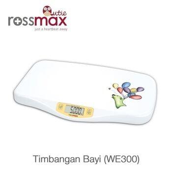 Rossmax Timbangan Bayi WE300