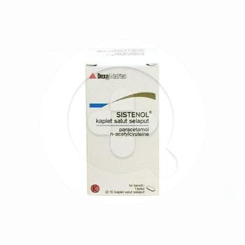 Sistenol kaplet adalah obat yang digunakan untuk meringankan batuk berdahak dan demam