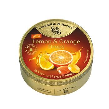 Cavendish & Harvey Lemon & Orange Filled Drops 175 g harga terbaik 30000