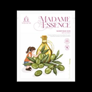 Madame Gie Essence Blanket Mask Olive harga terbaik 12500
