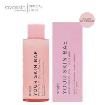 Avoskin Your Skin Bae Toner Salicylic Acid 1%+Zinc+Tea Tree Water