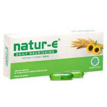Natur-E Natural Vitamin E 100 IU  harga terbaik 20888
