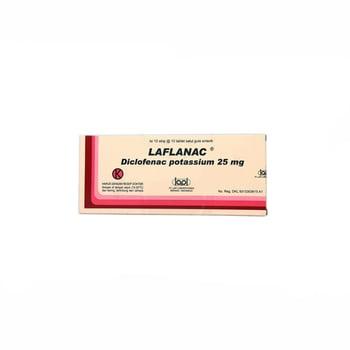 Laflanac tablet adalah obat untuk mengatasi nyeri dan peradangan