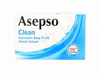 Asepso Clean Sabun Batang 80 g harga terbaik 7005