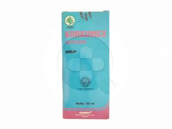 Kurkumex Defense Sirup 60 ml harga terbaik