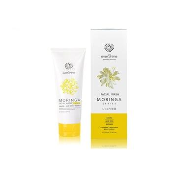 Evershine Moringa Facial Wash 100 ml harga terbaik