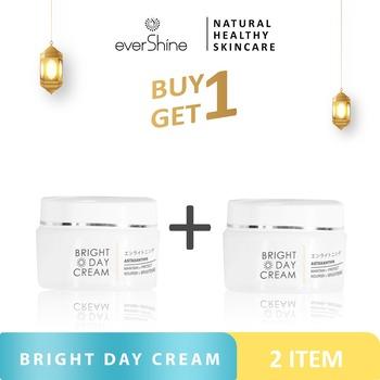 Buy 1 Get 1 Evershine Bright Day Cream 12,5 g harga terbaik 129000