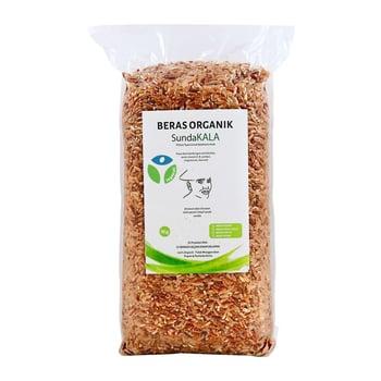 SundaKala - Beras Merah Sosoh 1 kg harga terbaik 24150