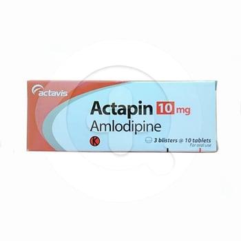 Actapin Tablet 10 mg (3 Strip @ 10 Tablet)