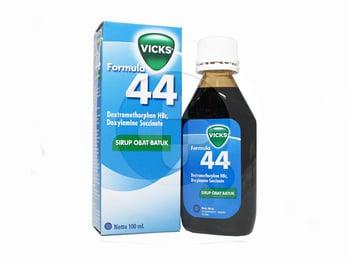 Vicks Formula 44 Sirup 100 mL harga terbaik 22318