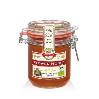 Bihophar Organic Flower Honey 450 g harga terbaik 232000