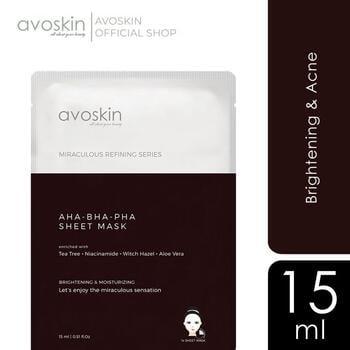 Avoskin AHA BHA PHA Sheet Mask