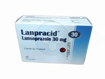 Lanpracid kapsul adalah obat untuk mengatasi produksi asam lambung yang berlebih.