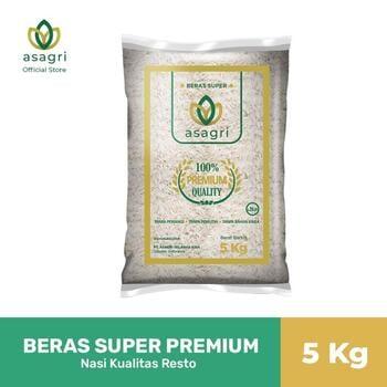 Asagri Beras Premium 5 Kg harga terbaik 70000