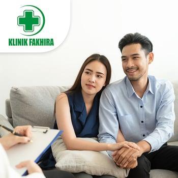 Konsultasi Fertilitas (Program Hamil) - Klinik Fakhira