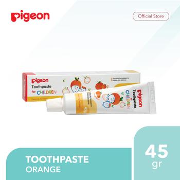 Pigeon Toothpaste Orange 45 g harga terbaik 15500