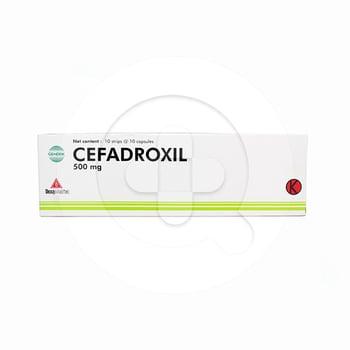 Cefadroxil OGB Dexa Medica Kapsul 500 mg  harga terbaik 105351