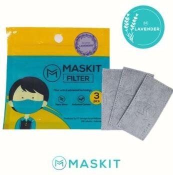 Maskit Refill Filter Aromatherapy Series - Lavender harga terbaik 23900