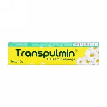 Transpulmin Balsam 10 g harga terbaik