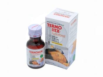 Termorex Sirup 30 mL harga terbaik 8427