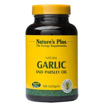 Nature's Plus Garlic and Parsley Oil Sofgel  harga terbaik 336000