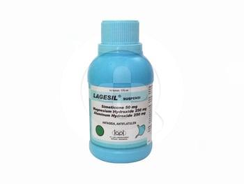 Lagesil suspensi adalah obat yang digunakan untuk mengatasi tukak atau luka pada lambung