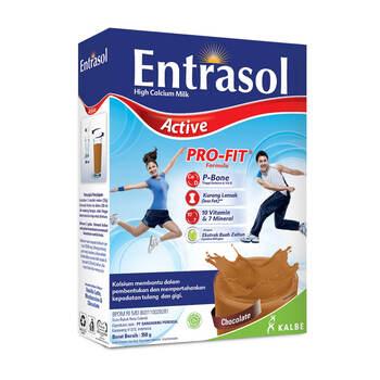 Entrasol Active Rasa Coklat 350 g