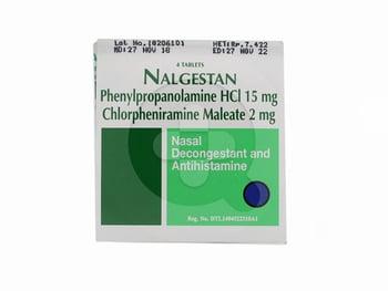 Nalgestan tablet adalah obat yang digunakan untuk meredakan batuk dan bersin-bersin