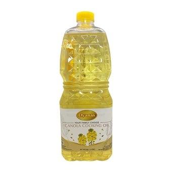 Dyanas Canola Oil - Minyak Goreng 2 Liter harga terbaik 136600