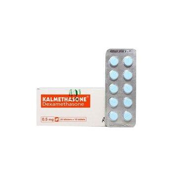 Kalmethasone Tablet adalah obat untuk fmengatasi alergi dan peradangan