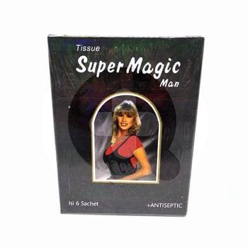 Tissue Super Magic Man