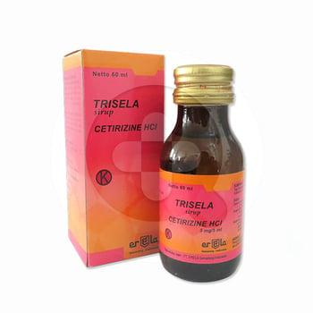 Trisela Sirup 5 mg/5 ml - 60 ml harga terbaik