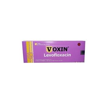 Voxin kaplet adalah obat untuk mengatasi infeksi bakteri seperti infeksi kulit dan saluran kemih.
