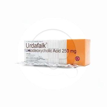 Urdafalk tablet adalah obat untuk mengurangi kadar kolesterol