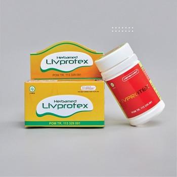 Herbamed Livprotex Kapsul  harga terbaik 85000