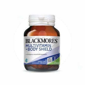 Blackmores Multivitamin + Body Shield (30)  harga terbaik 198000