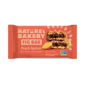 Nature's Bakery Fig Bar Peach Apricot 57 g harga terbaik 19900