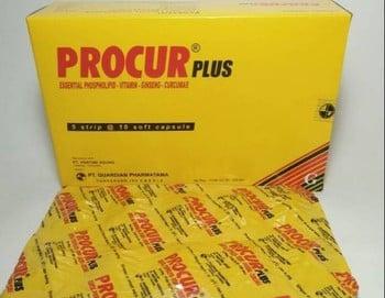 Procur Plus Kapsul  harga terbaik 73462