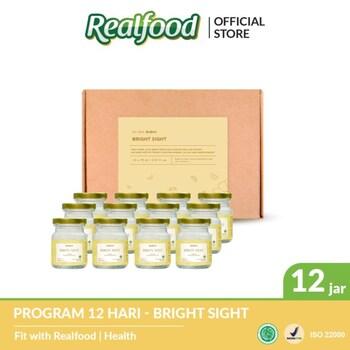 Realfood Bright Sight Program 12 Hari harga terbaik 600000