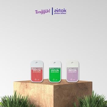 Airtok Parfume Sanitizer Bundling 3 Pack  harga terbaik 297000