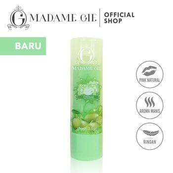 Madame Gie Color Pop Lip Balm Olive harga terbaik 8000