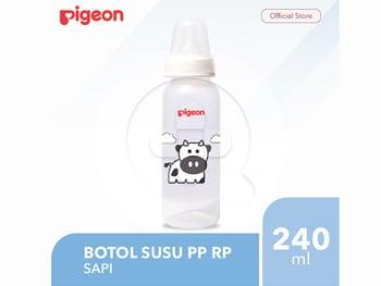 Pigeon Botol Susu PP RP 240 mL - Sapi harga terbaik 46000