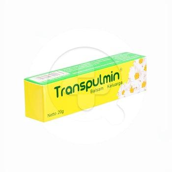 Transpulmin Balsam Keluarga 20 g harga terbaik