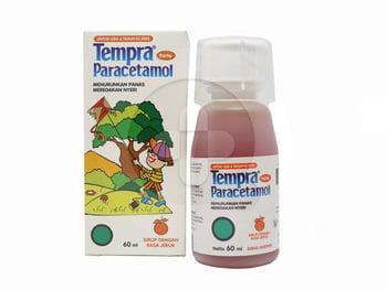 Tempra Forte adalah obat untuk meredakan demam, sakit kepala, dan sakit gigi