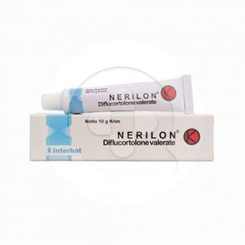 Nerilon Krim 10 g digunakan untuk mengobati dermatitis responsif terhadap kortikosteroid yang tidak disertai infeksi.