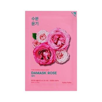 Holika Holika Pure Essence Mask Sheet - Damask Rose harga terbaik 22000
