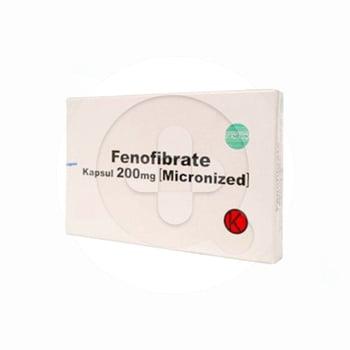 Fenofibrate 200 mg harga terbaik 79067