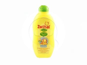 Zwitsal Baby Bath 2 In 1 Hair And Body Natural adalah produk yang sabun mandi dan shampo untuk membersihkan tubuh dan rambut buah hati. Produk ini diperkaya dengan kandungan vitamin B5 dan lidah buaya.