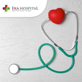 Paket Tindakan Ablasi Jantung (Diagnosa) di Eka Hospital, Banten