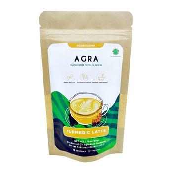 Agradaya - Turmeric Latte 50 g harga terbaik